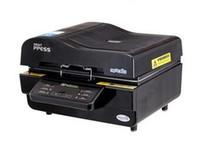 Wholesale t top sale D Vacuum Heat Transfer Machine Mug Mobile Case T Shirt Heat Pressing Sublimation Printing Equipment