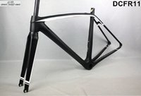 bicycle buyer - 2016 super light full carbon T1000 road bike frame bicycle matte glossy past EN test KG large load buyer bear the charge t