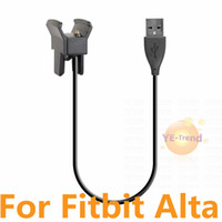 Wholesale High Quality New OEM USB Charger Cables Charging Cord Lines Replacement For Fitbit Alta Wireless Wristband Clamp Clip Cable