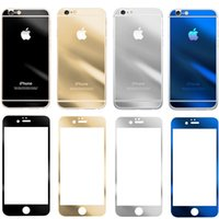 anti shock body - Colorful Tempered Glass Ultimate Shock Absorption Screen Protector Explosion proof Film for iPhone SE S S Plus quot quot Front and back