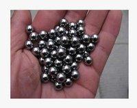 ball chrome steel - 8mm Chrome Slingshot Steel Balls roll Ball Steel ball