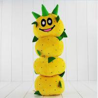 best caterpillar - New Arrival Super Mario Bros Caterpillar Pokey Sanbo Cactus Plush Doll Toy cm Best Gift