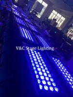 Wholesale Waterproof Ourdoor used Stage Lighting LED City Clor x10W RGBW in1 LED Wall Wahser DMX Lighting
