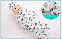 Wholesale Newborn Baby Swaddle Wrap Parisarc Cotton Soft Infant Newborn Baby Products Blanket Swaddling Wrap Blanket Sleepsack For Month