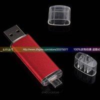 Wholesale OTG Smart Phone PC USB Flash Drive pendrives GB Pen Drive usb Flash Mini Storage Micro Flash Drive