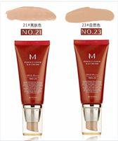 age concealer - BB Cream Perfect Cover NO NO SPF Blemish Balm Cream Age control Liquid Foundation Make Up Perfect Skin Tone