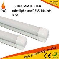 alumium tube - thicker alumium led smd2835 w light ft led light tube integrated led tube lighting