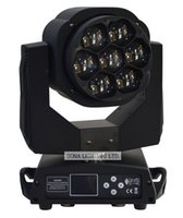 Wholesale China Best Quality W ZOOM LED BEE EYES MOVING HEAD LIGHT