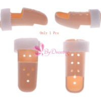 Wholesale New Plastic Mallet DIP Finger Supports Brace Splint Joint Protection Injury splint manufacturers