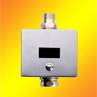 automatic urinal flusher - Fast and automatic induction induction toilet squatting urinal flusher stool flush mounted sensor