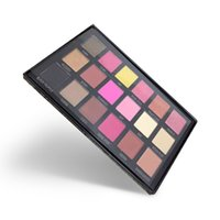 palette 18 color - HUDA Eyeshadows Texured Shadows Palette with Colors via DHL