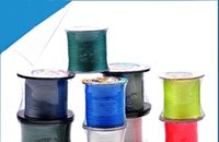 beach fishing tackle - M Colorful PE BRAID FISHING LINE Strands Top Grade japanese Floating Line Fishing Tackle lbs lbs
