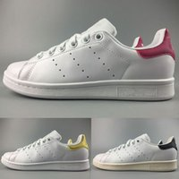 Wholesale 2016 New design Raf Simons Stan Smith Shoes Fashion Casual Leather skate Shoes brand men women Classic Flats Sneakers