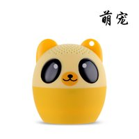 Wholesale Audio Amplifier MP3 Wireless Protable Lovely Animal Bluetooth Speaker For Phone Apple Android wireless mini subwoofer speaker outdoor