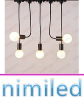 Wholesale nimi963 W LED Track Lighting Light Pole Hose Curved Lights Showroom Clothing Spotlights Backdrop Lamps Illuminated Ceiling Lamp