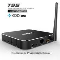 add internet - Amlogic S905 T95 gb Android TV Box Quad Core G GHz Dual WiFi KODI ADD ONS Pre installed Google Media Boxes Internet TV Box