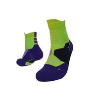 basketball tube socks - Men Outdoor Sock Basketball Running Cotton Sport Fashion Short Tube Socks