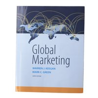 Wholesale 2016 New School Book Global Marketing th Edition th Edition by Warren J Keegan Author Mark C Green Author