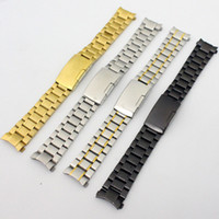 arc link - Stainless Steel Solid Links Watch Band Strap Bracelet Curved End Arc Degree mm tool