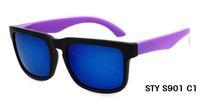 Precio de Snake skin-2016 gafas de sol de la marca de la piel Pc Plaza Promoción Ken Block timón ciclo de los deportes al aire libre gafas de sol de la marca de fábrica Negro Serpiente óptica DHL libre