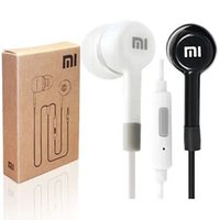 Cheap Low price xiaomi wired earphones In Ear headsets wired Remote call headphones 3.5mm Universal type