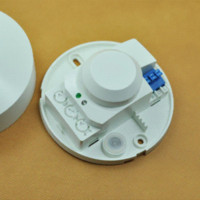 Wholesale Microwave radar sensor switch V switch for ceiling installation staircase body radar sensor distance adjustable switch panels for cars