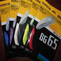 Wholesale badminton racket string BG65