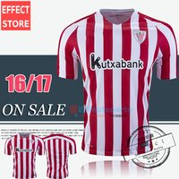 athletic feet - Top Quality La liga Athletic Bilbao Home Soccer jerseys SUSAETA GURPEGUI MUNIAIN ADURIZ Maillot de foot New Football shirts
