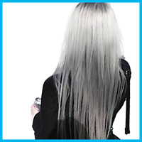 Wholesale 2016 Fashion Grey Color Permanent ML Hair Color Cream Light Super Hair Dye Non toxic Personalized Color for DIY Hair Style DHL