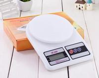 Wholesale SF400 high precision kitchen kitchen scale electronic scale electronic scale household food Baking scale medicinal scale
