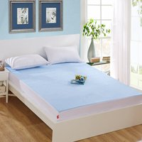 Wholesale Waterproof Bedspread Cotton Tpu Bed Cover Bedspread Size x200cm Bed Mattress Cover Waterproof Bed Yellow Bed Cover Bedspread