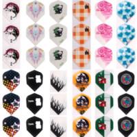 Wholesale 12 sets of Nice Dart Flights Rare Pattern NEW K Darts Cheap Darts