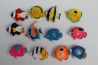 Wholesale finding nemo anime action figures toys American Cartoon floating fish PVC figure kids Toys gift