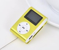 best sport books - Best MINI Clip MP3 Player with Inch LCD Screen Music player Support Micro SD Card TF Slot Earphone USB Cable with Gift bo