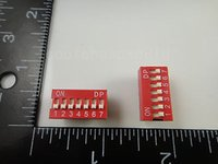 Wholesale P Position DIP Switch mm Pitch Row Pin DIP Switch