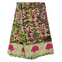 african cloth patterns - Bulrush Foliage Serpentine Pattern Wax Cloth New African Switzerland Nigerian