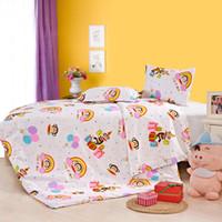 Wholesale Winter China Silk Filled Blanket Kids Size Natural Silk Quilt cm OEM Handmade