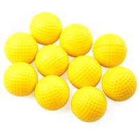 better golf - Practice Golf Balls Goft Balls In Set For Beginner Indoor Outdoor Playing Training Color Yellow Macth Ball Tees Better
