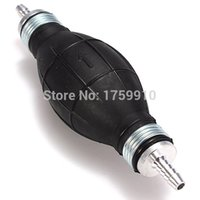 Wholesale 8mm Black Rubber Fuel Primer Gasoline Pump Petrol for Diesel mm x mm New