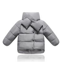 baby labs - Ultra Light Down Jacket Girls High end Lab Coat Children Boys White Duck Down Winter Jacket Kids Coat Baby Girls Outerwear