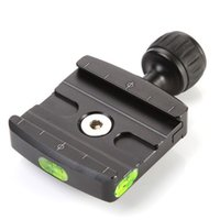 arca swiss clamp quick release - Clamp For Quick Release Plate Compatible Arca SWISS Benro Tripod Ball Head QR