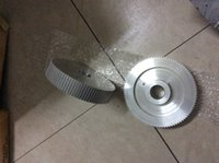 Wholesale China factory cheap price HTD5M mm pitch aluminum pulley timing belt pulley