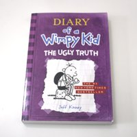 Wholesale book Diary wimpy Kids books Diary of a wimpy kid collectton books Christmas gift