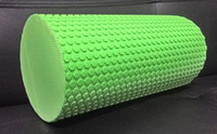 Wholesale Roller and Strap cmx15cm Bumpy Eva Foam Roller with Trigger Point Home use Pilates Circle Rolo de Yoga for Massage w Colors