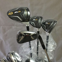 Wholesale 2016 Complete set Golf clubs M2 driver M2 fairway woods M2 irons PS Right hand