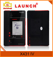 Wholesale LAUNCH DISTRIBUTOR Global Version Launch X431 IV Master Version Free Update via internet Original Auto Diagnostic tool