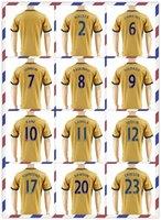 alli cheap - Cheap Tottenham Thai Soccer Jersey Mason Kane Lamela Alli Lloris RD third Away Gold Yellow Jerseys