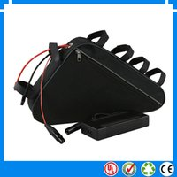 Wholesale 48V AH electric bike battery li ion lithium battery power times cycle with charger BMS