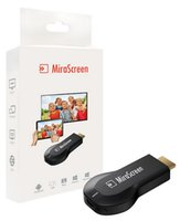 achat en gros de adaptateur airplay-Mirascreen 2.4G Wifi Display Dongle HD Media Player TV Stick Miracast DLNA Airplay Adaptateur de miroir d'écran sans fil Airmirroring Chromecast