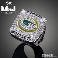 Cheap 2011 Green National Football League Bay Packers Super Bowl Aaron Rodgers replica Chamberlain replica championship rings STR0-086